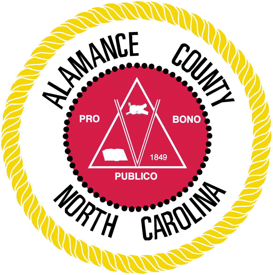 2019-5 Federal Inmate Contracts - Alamance County, NC